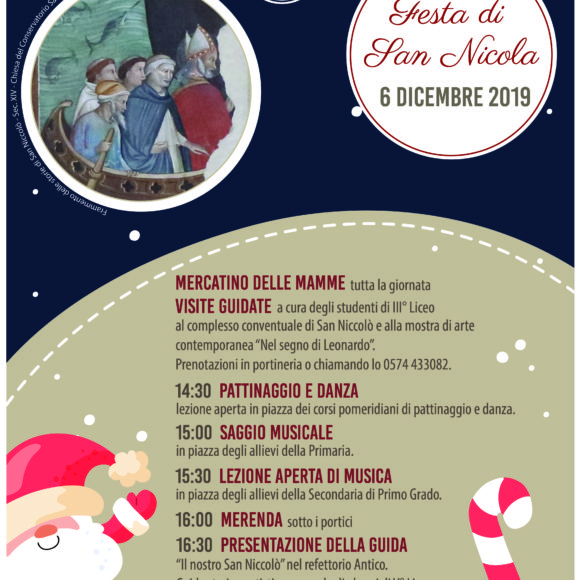Festa di San Nicola 6 dicembre 2019