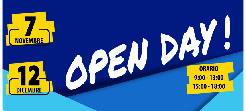 Open Day 2020/2021