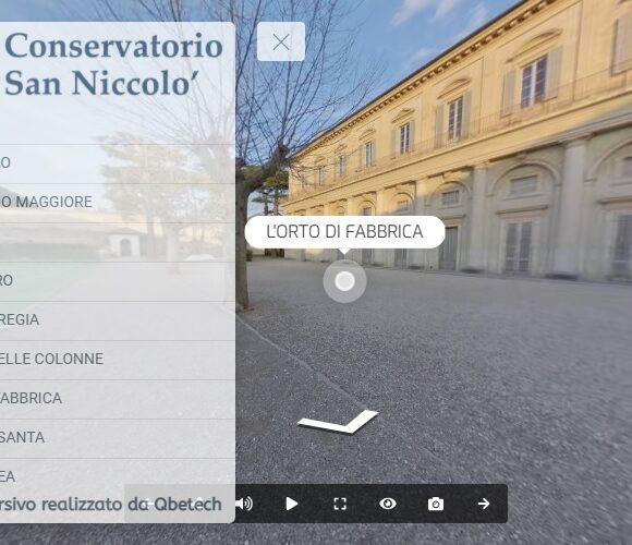 Tour virtuale di San Niccolò